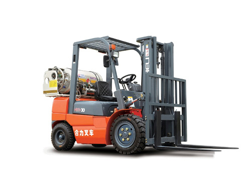 H2000 Series 3-3.5t Diesel Counterbalanced Forklift Trucks