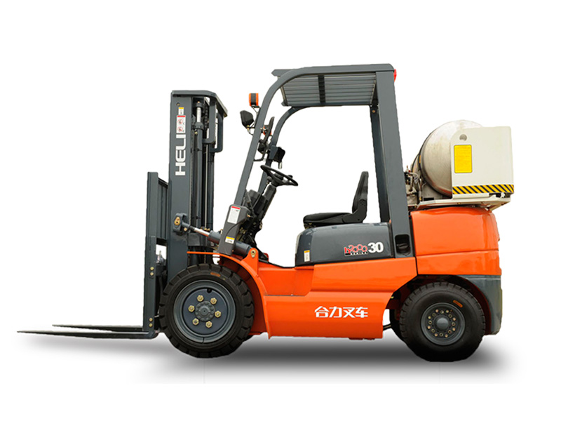 H2000 Series 2-3.5t Diesel Counterbalanced Forklift Trucks